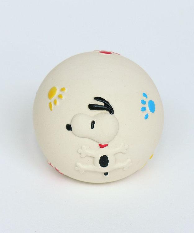 PET PARADISE スヌーピー 犬用おもちゃ ラテックスボール