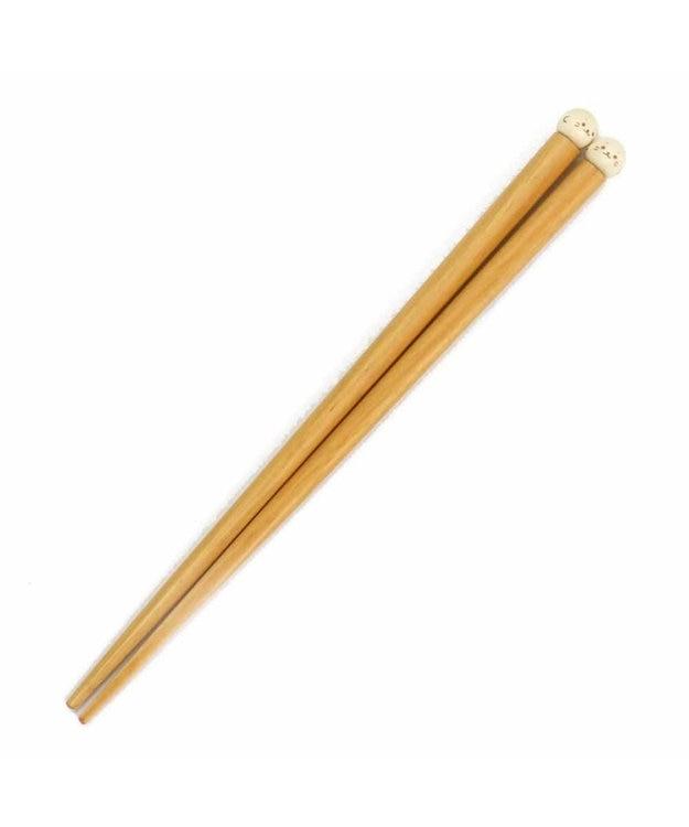 Mother garden しろたん 玉箸 お箸 おはし21cm