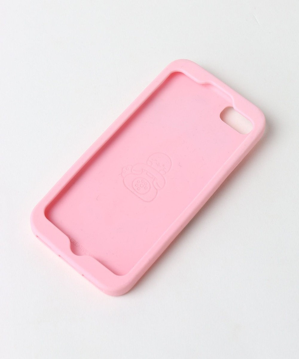 Mother garden しろたん iPhoneケース スマホケース 桃 iPhoneX 対応 アイフォン 0