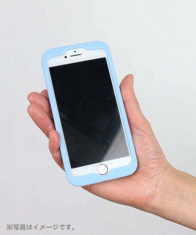 Mother garden しろたん iPhoneケース スマホケース 桃 iPhoneX 対応 アイフォン