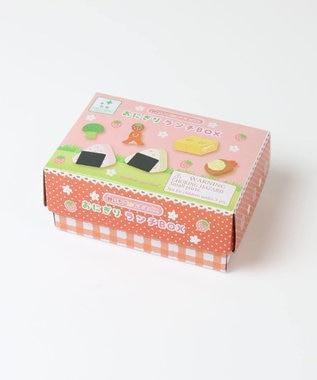 Mother garden マザーガーデン 木のおままごと ランチセット  ピンク(淡)