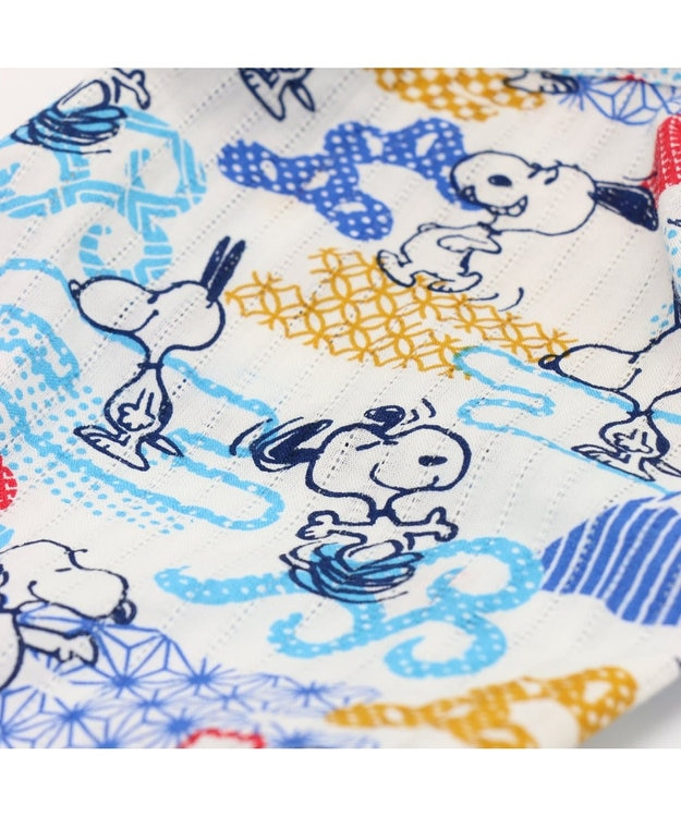 PET PARADISE 【ペットDSS】スヌーピー 和柄甚平 日本上陸50周年記念商品