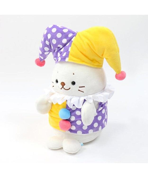 Mother garden 【しろたん19th誕生日】ミニパペット服 サーカスピエロ 0