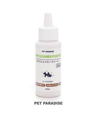 PET PARADISE ペティソワン イヤークリーナー ユーカリの香り 白~オフホワイト