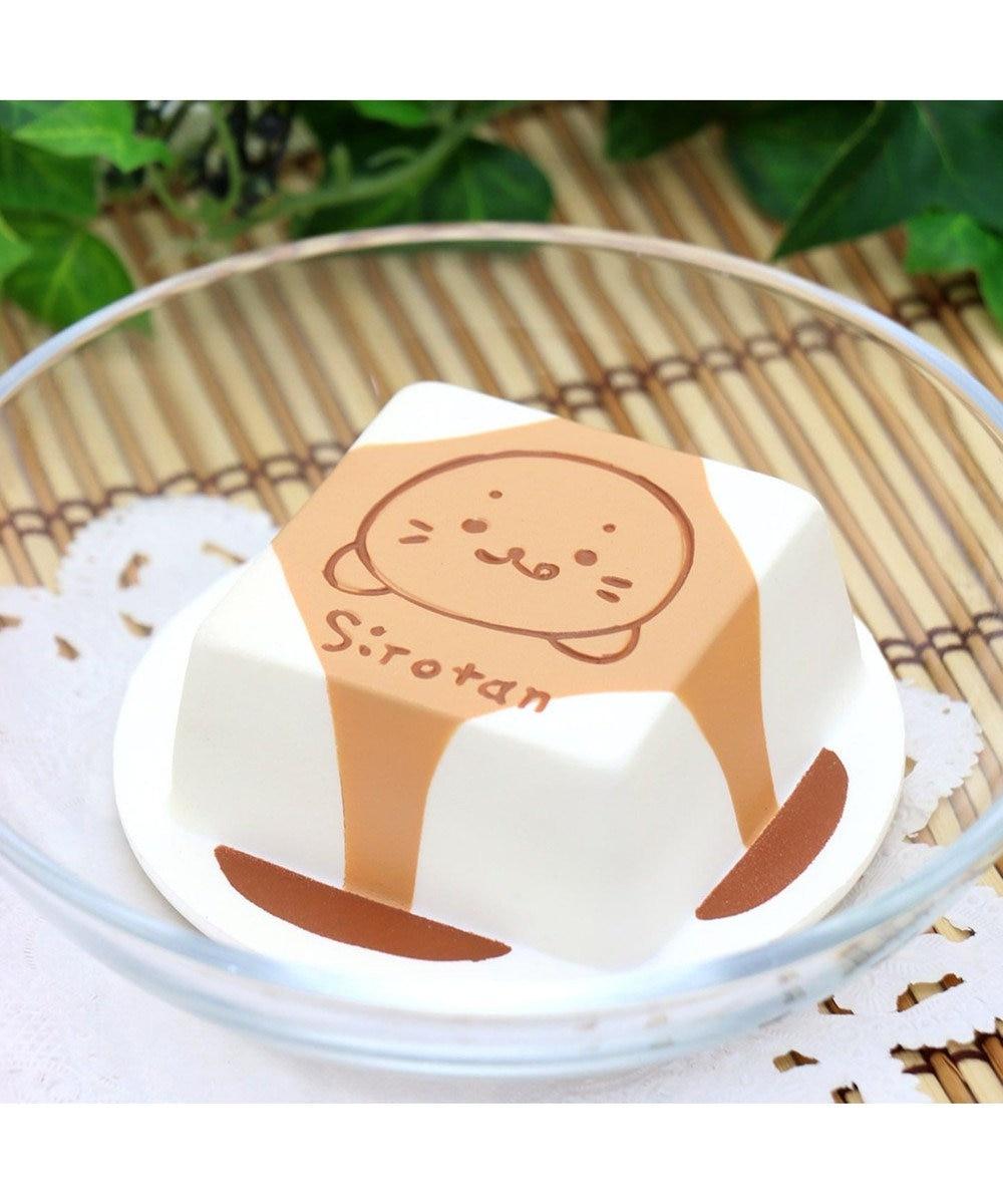 Mother garden マザーガーデン やわらかしろたん豆腐【MGスクイーズ】 白~オフホワイト