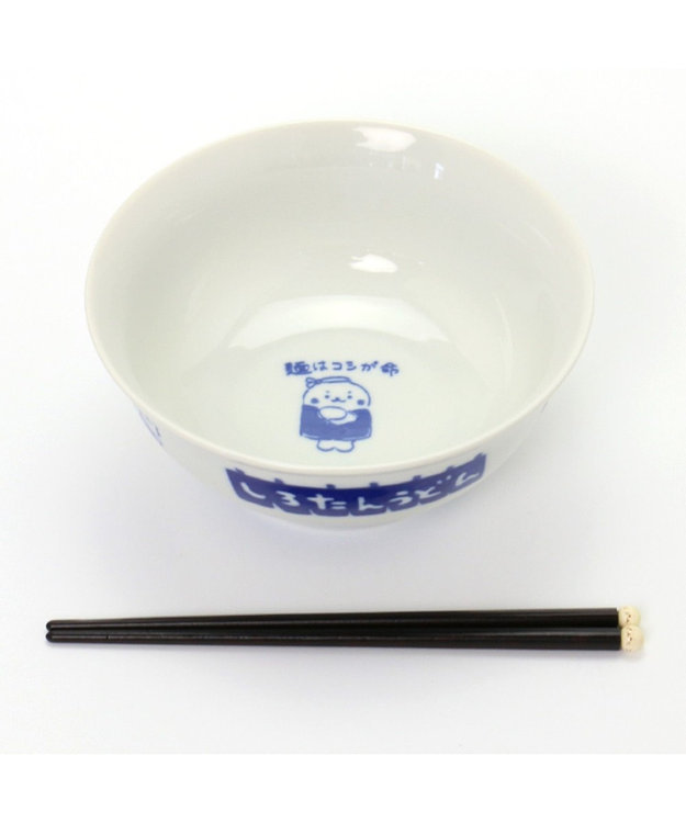 Mother garden しろたん うどんどんぶり 和食器