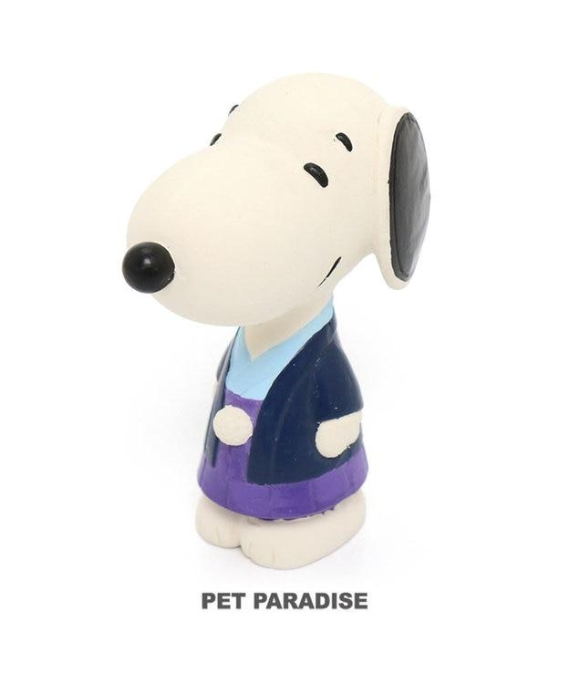 PET PARADISE スヌーピー 犬用おもちゃ 袴ラテックストイ