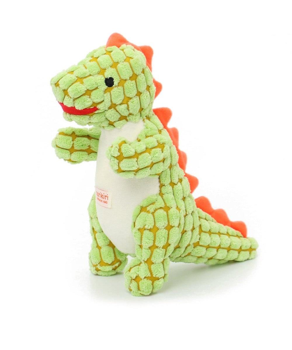 PET PARADISE なりきりペッツ 犬用おもちゃ 恐竜トイ 緑
