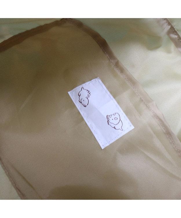 Mother garden マザーガーデン きょうりゅう日記 レッスンバッグ迷彩柄