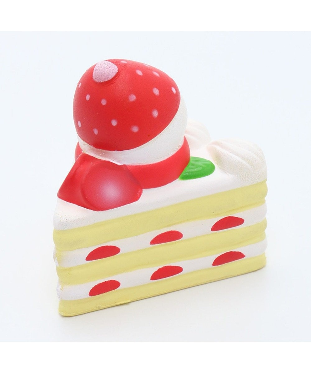 Mother garden しろたん やわらかショートケーキ 【MGスクイーズ】 0
