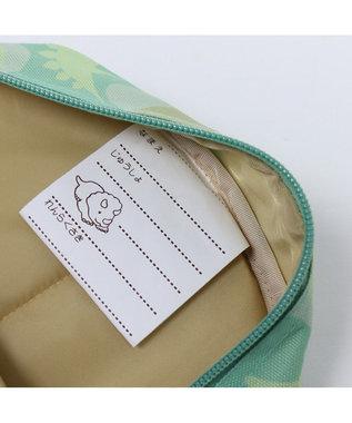 Mother garden マザーガーデン きょうりゅう日記 リュックS迷彩柄 黄緑