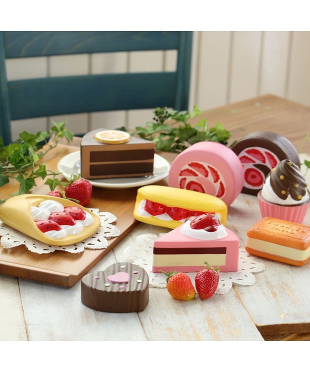Mother garden マザーガーデン 柔らかチョコカップケーキ【MGスクイーズ】