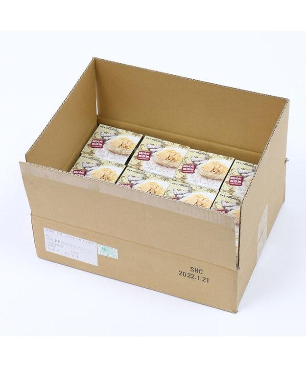 PET PARADISE ネット限定!ペットパラダイス リアルフード缶24個セット 鶏ささみプレーン