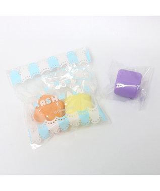 Mother garden マザーガーデン 柔らかマシュマロ黄/橙/紫【MGスクイーズ】 0