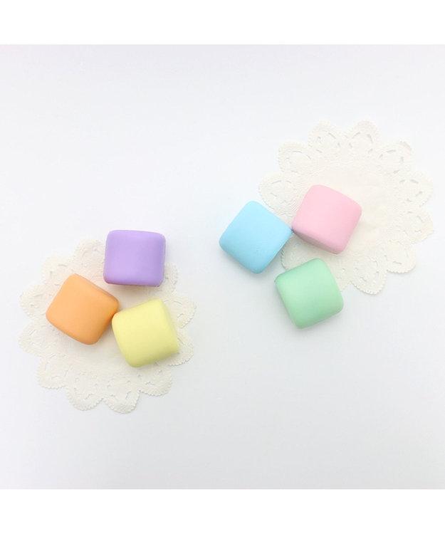 Mother garden マザーガーデン 柔らかマシュマロ黄/橙/紫【MGスクイーズ】
