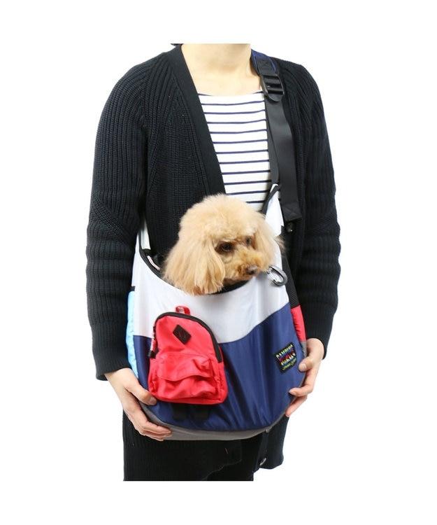 PET PARADISE フィールドグライド ペットキャリーバッグM スリング〔小型犬〕
