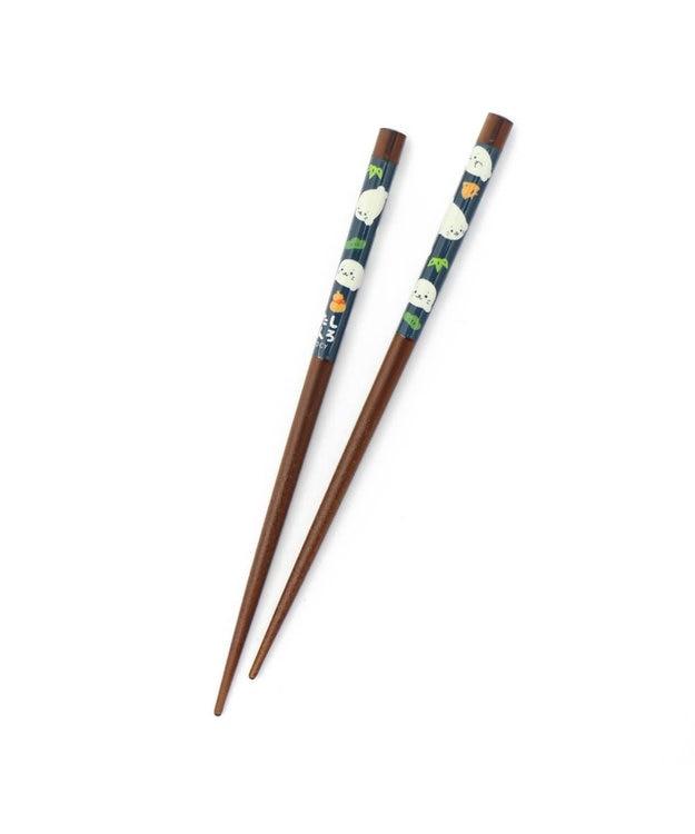 Mother garden しろたん 木製箸 はし 和柄木製箸 はし お箸