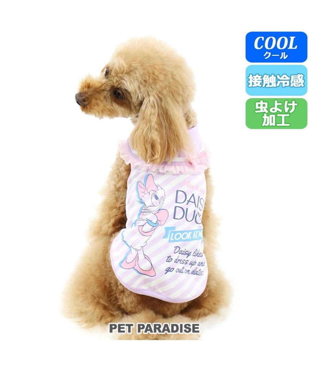 PET PARADISE ディズニー クールマックスセーラータンク デイジー柄[小型犬] ピンク(淡)