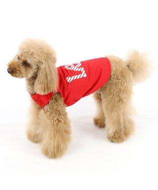 PET PARADISE Lee メッシュタンク 赤[小型犬] 赤
