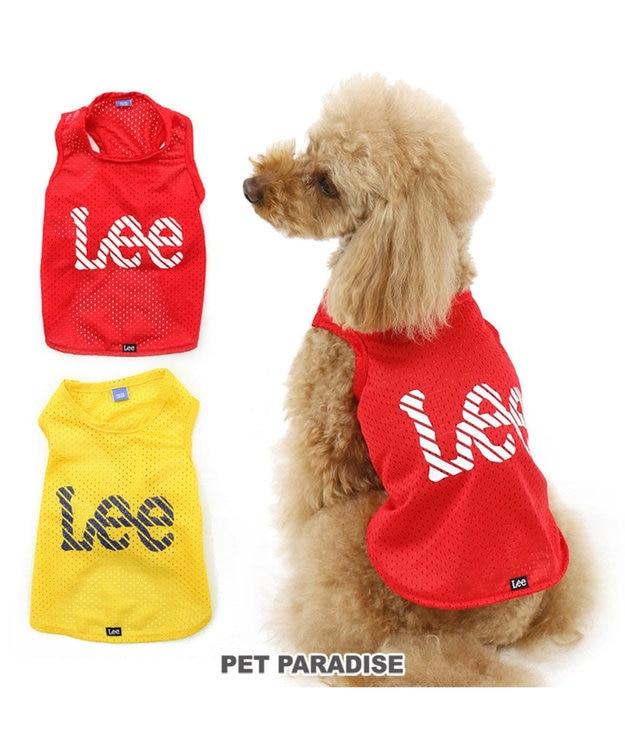 PET PARADISE Lee メッシュタンク 赤[小型犬]