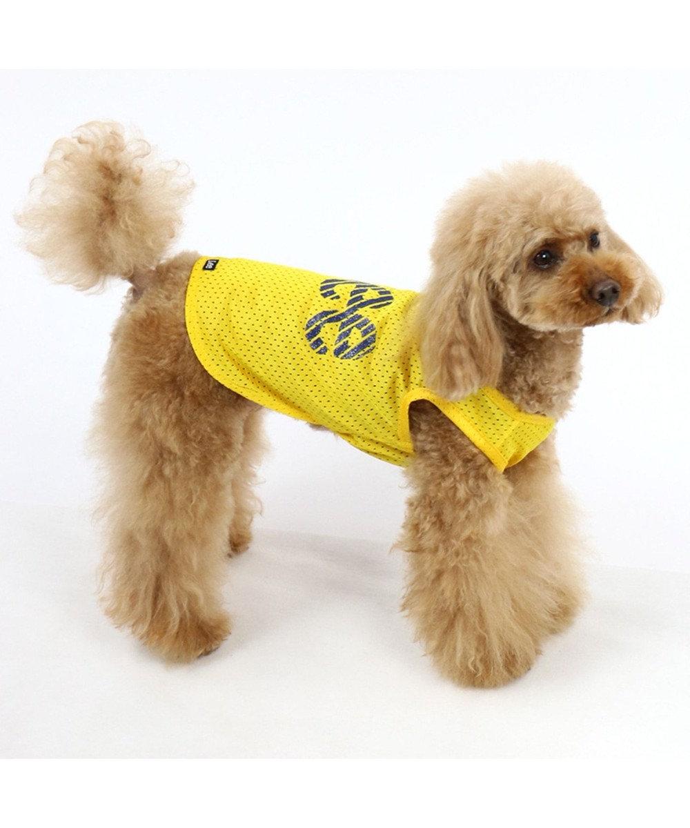 PET PARADISE Lee メッシュタンク 黄[小型犬] 黄