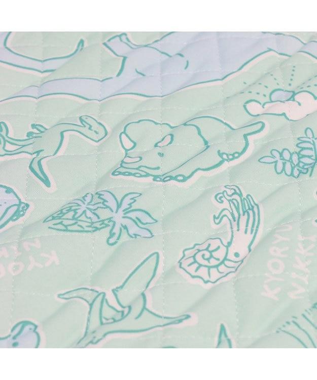 Mother garden きょうりゅう日記 クール 接触冷感 ごろ寝マット