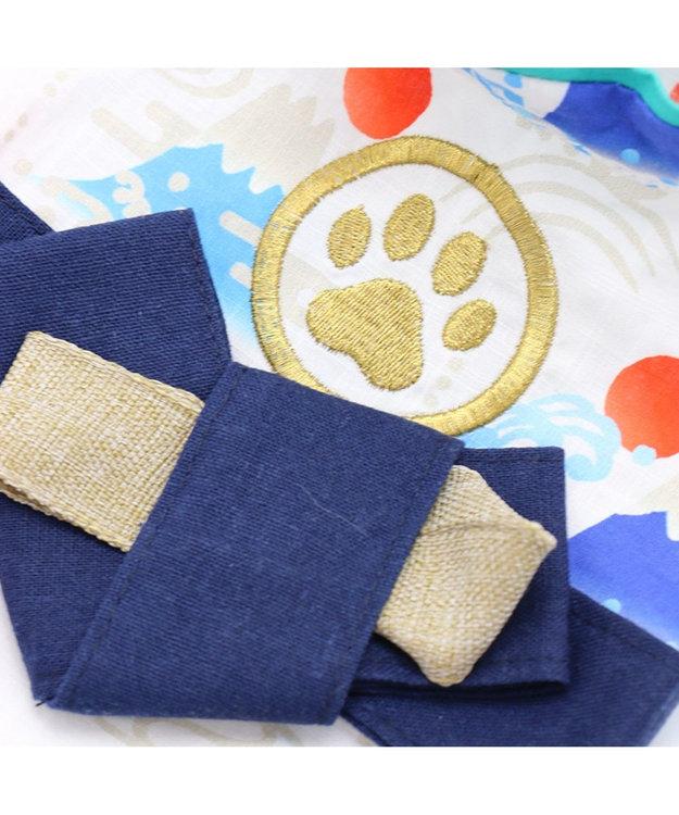 PET PARADISE フィールドグライド 富士山浴衣[中/大型犬]