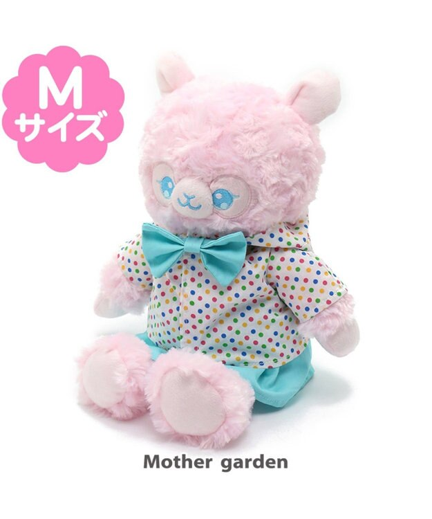 Mother garden [限定商品]うさもも きせかえマスコットM リップルン