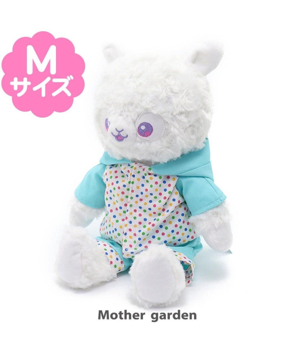 Mother garden [限定商品]うさもも きせかえマスコットM ポップルン 0