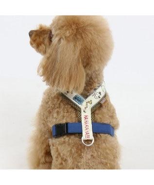 PET PARADISE 犬用品 ペットグッズ お散歩 ペットパラダイス 犬 ハーネス スヌーピー 【SS】 アクティブハーネス   小型犬 おさんぽ おでかけ お出掛け おしゃれ オシャレ かわいい キャラクター 白~オフホワイト