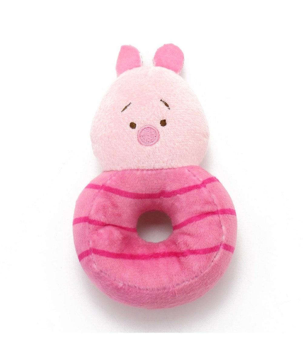 PET PARADISE ディズニー プーさん 犬用おもちゃ ピグレット ピンク(淡)