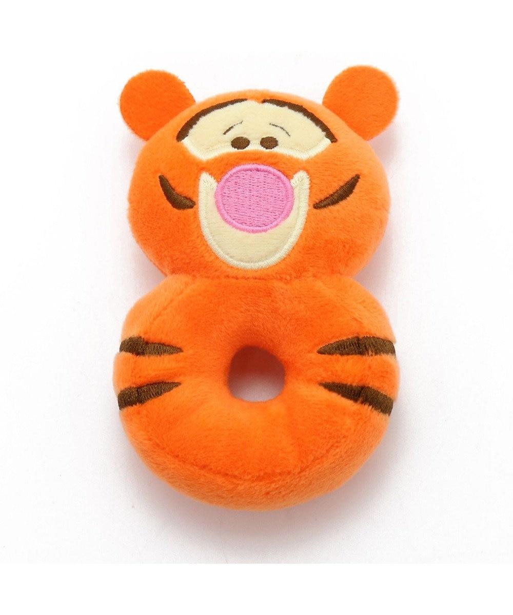 PET PARADISE ディズニー プーさん 犬用おもちゃ ティガー オレンジ