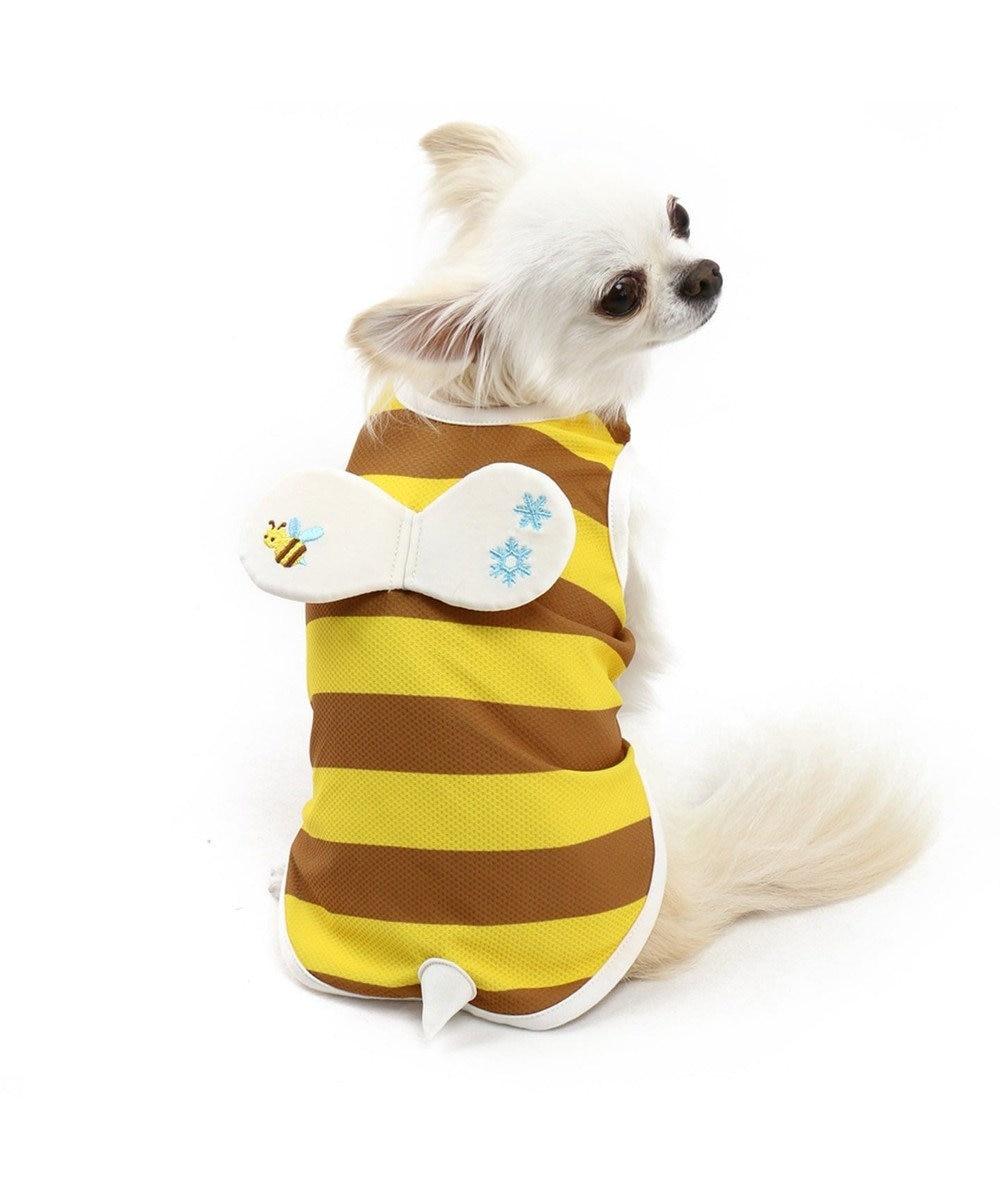 PET PARADISE なりきりペッツ ポケットクール タンク 蜂 はち ハチ[小型犬] 黄