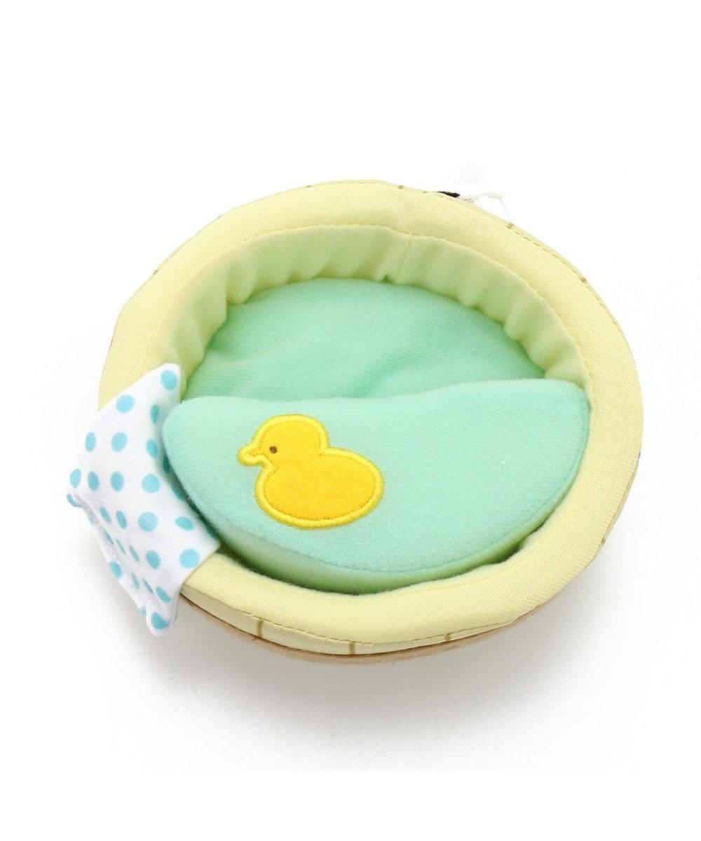 Mother garden こぴよフレンズ 桶風お風呂セット 0