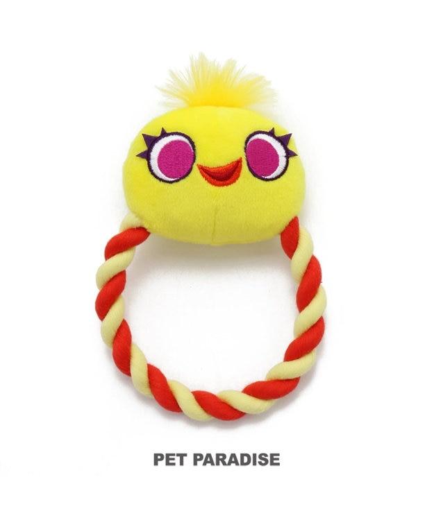 PET PARADISE ディズニー トイストーリー 犬用おもちゃ ダッキー  ロープトイ
