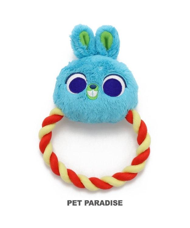 PET PARADISE ディズニー トイストーリー 犬用おもちゃ バニー  ロープトイ