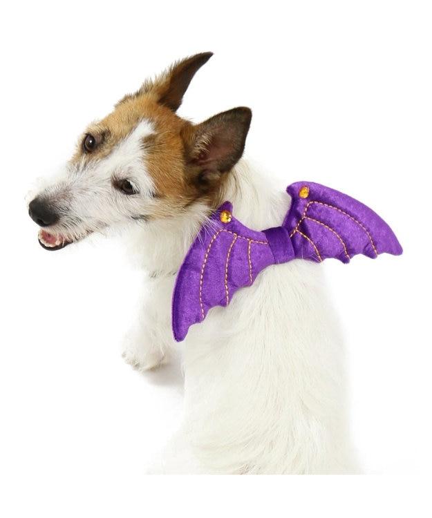 PET PARADISE ペットパラダイス ハロウィン 悪魔の羽 ゴム〔大型犬〕
