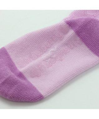 Mother garden マザーガーデン 野いちごハイソックス 紫ピンク 13cm~16cm 靴下 0