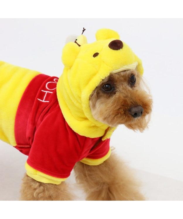 PET PARADISE ディズニー くまのプーさん 変身なりきり プーさん〔小型犬〕