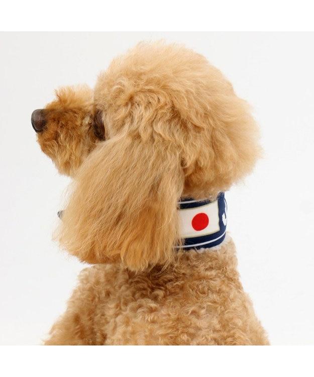PET PARADISE 野球日本代表侍ジャパン ペット用マフラー〔中・大型犬〕