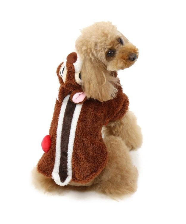 PET PARADISE ディズニー チップとデール 変身なりきり チップ〔小型犬〕