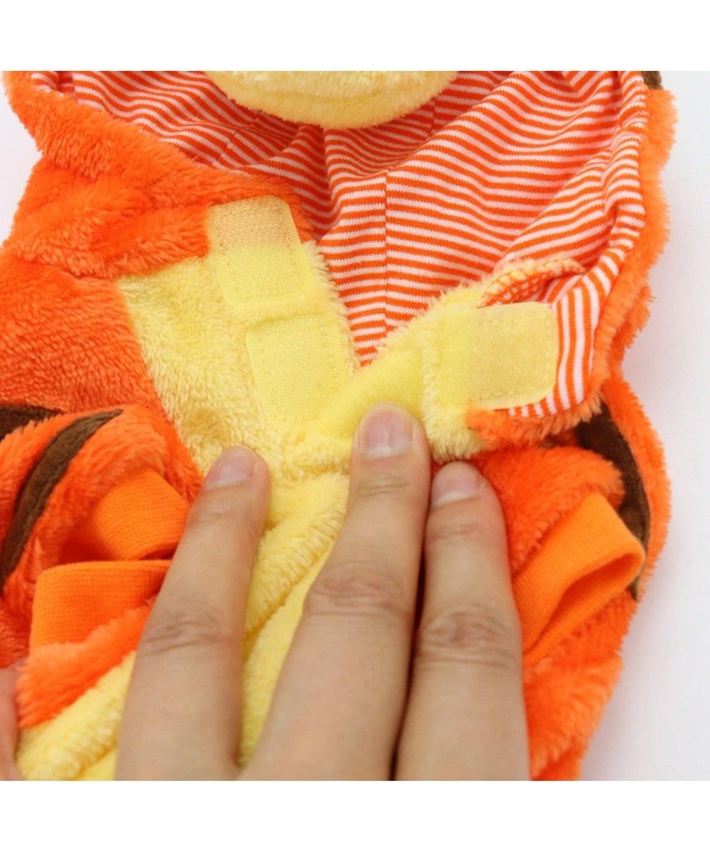 PET PARADISE ディズニー くまのプーさん  変身なりきり ティガー〔小型犬〕 オレンジ