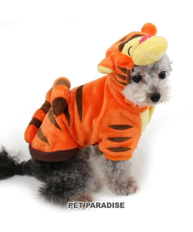 PET PARADISE ディズニー くまのプーさん  変身なりきり ティガー〔小型犬〕