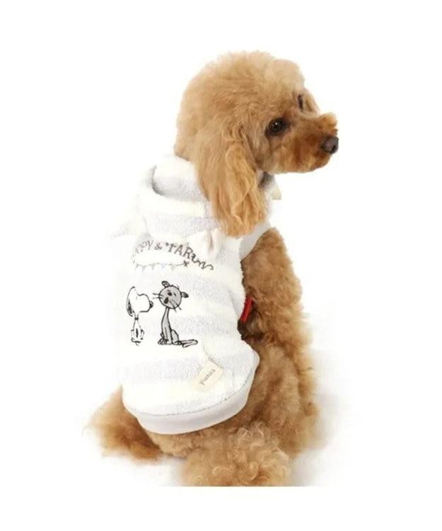 PET PARADISE ネット店限定 スヌーピー ファーロン パーカー〔小型犬〕