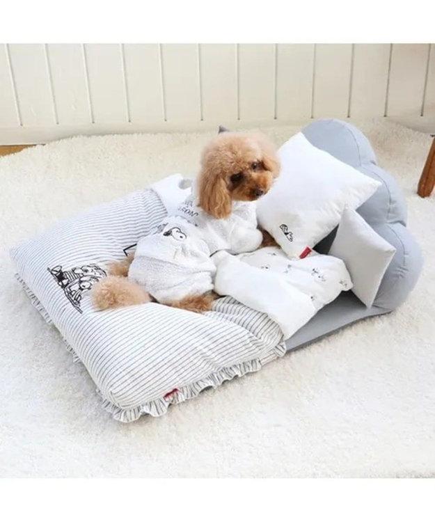 PET PARADISE ネット店限定 スヌーピー ファーロン ロンーパース〔小型犬〕