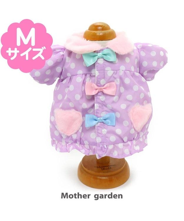 Mother garden うさもも マスコット用きせかえ服M ダウンコート