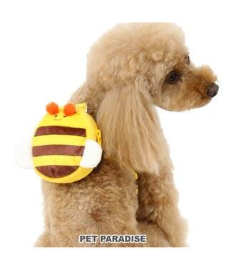 PET PARADISE ペットパラダイス 蜂 リュック ハーネス 〔3S〕 黄