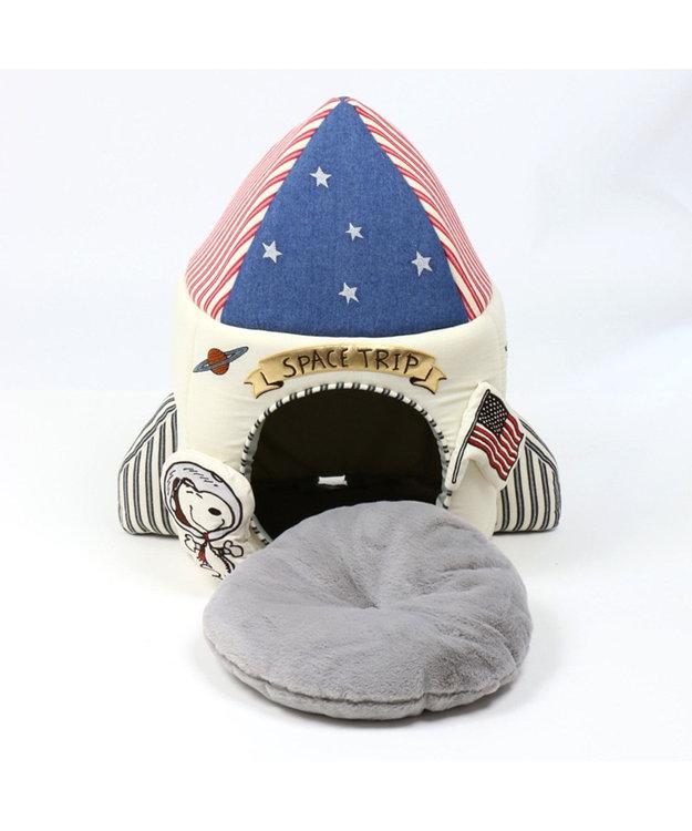 PET PARADISE スヌーピー ペットハウス ロケット ハウス