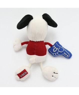 PET PARADISE スヌーピー 犬用おもちゃ 矢印ちび おもちゃ トイ 白~オフホワイト
