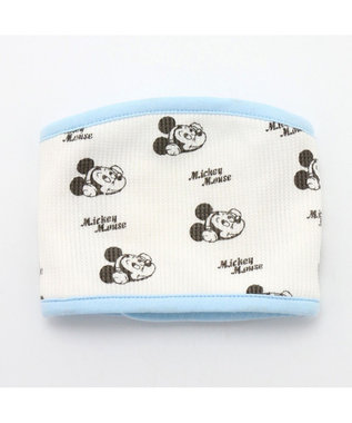 PET PARADISE ディズニー ミッキーマウス マナーベルト〔小型犬〕 抗菌防臭 白~オフホワイト